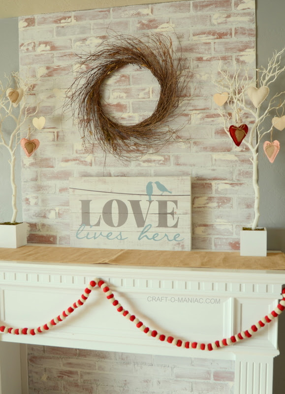 vday room decor