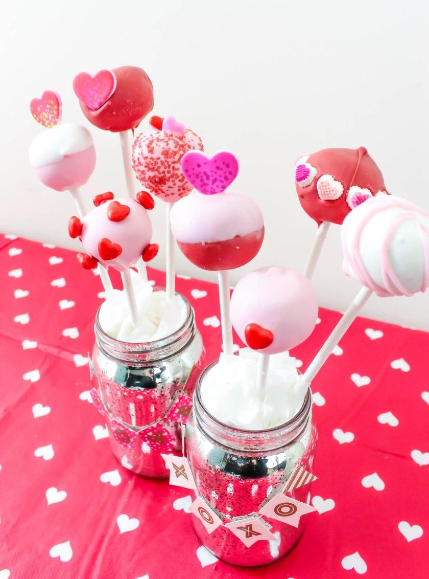 vday cake pops