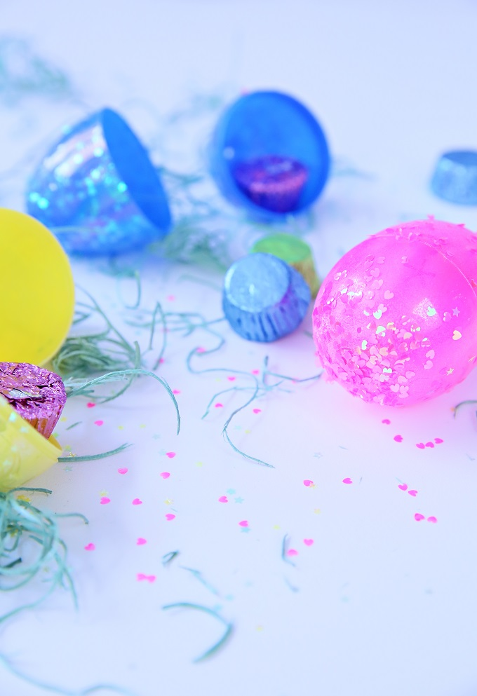 creative decorative eggs