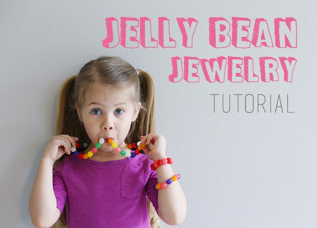 Jelly Bean Jewelry Tutorial