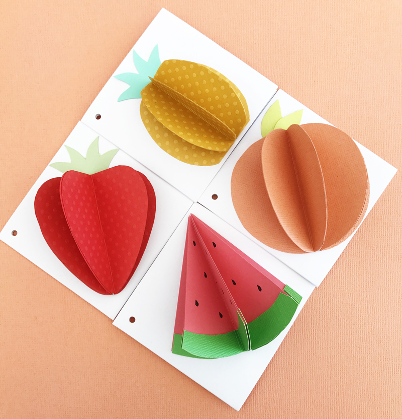 paper fruit tags