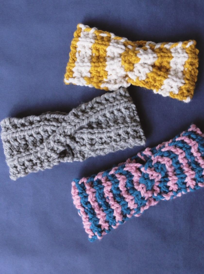 Seed Rib Headband