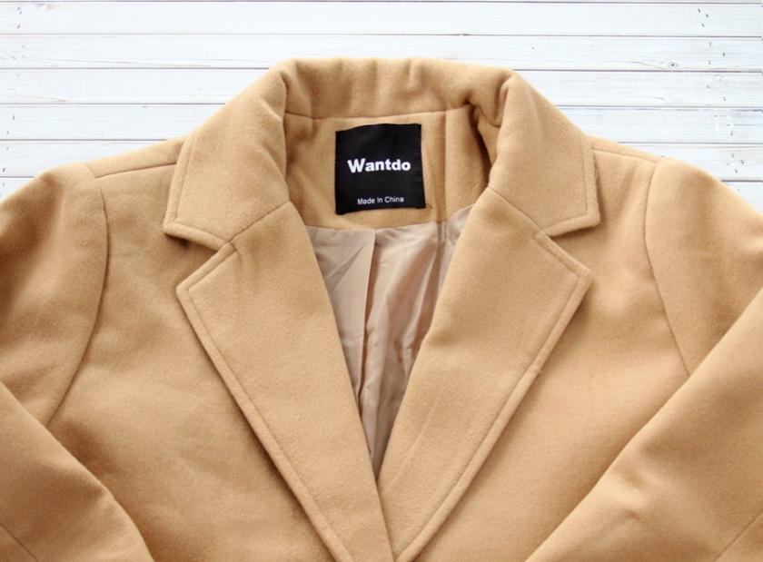 Winter Coat Refashion