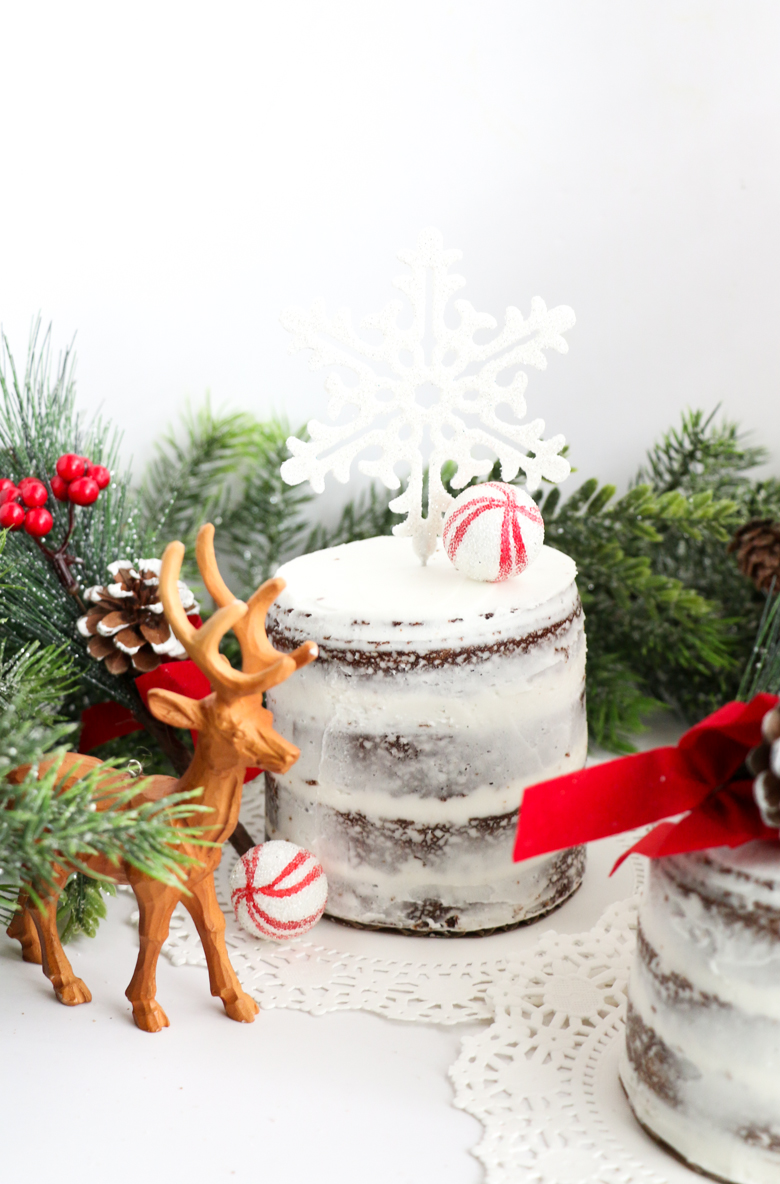 Gingerbread Naked Cakes-8
