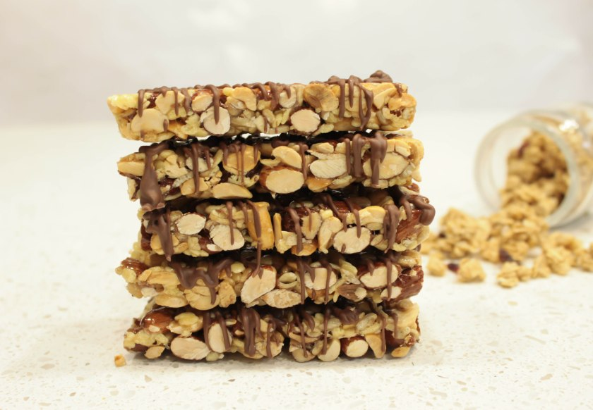 DIY Granola Bars (3)
