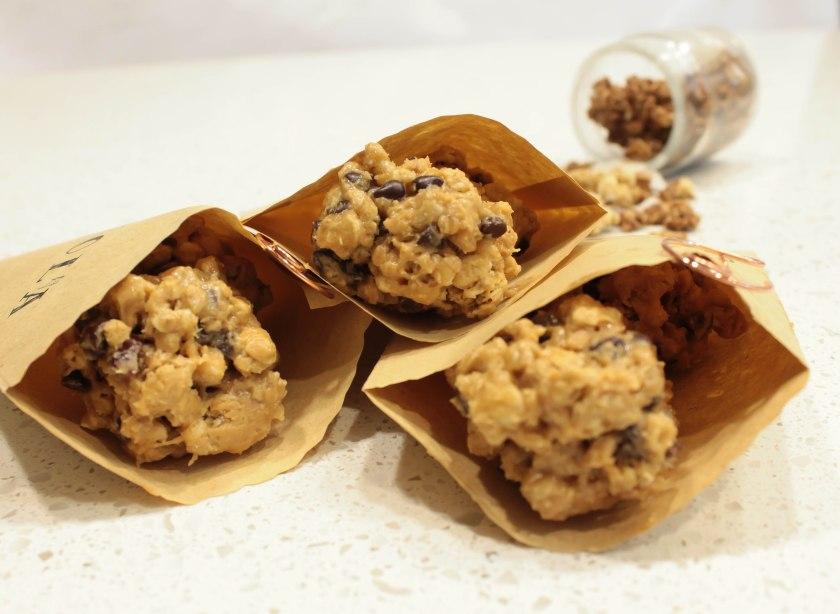 Granola Bite bags (2)