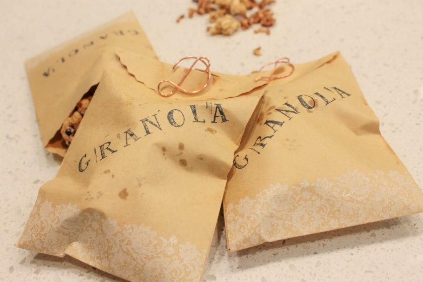 Granola Bite bags (4)