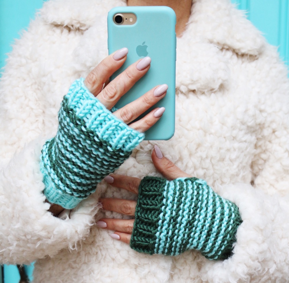 Mismatchy Mitts