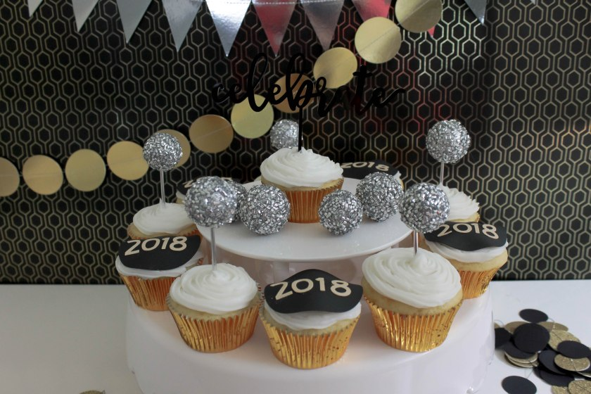 New Year's Eve Cupcakes (11)