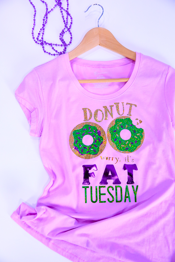 Fat Tuesday Graphic Tee