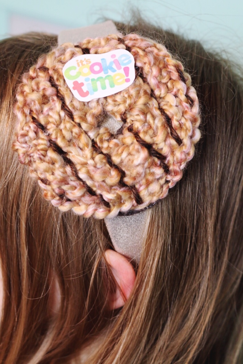 Cookie Headband