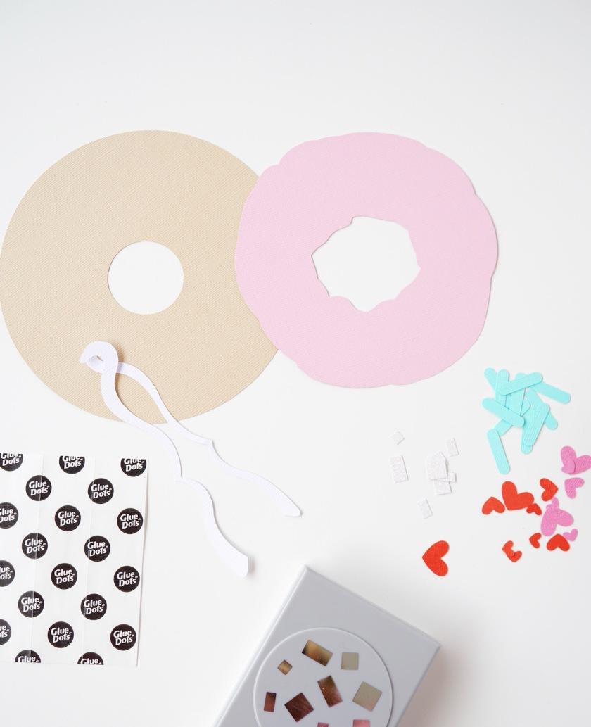 DIY Donut Class Valentine 2