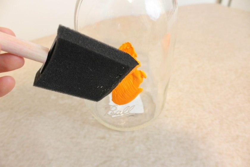 DIY Baksetball Mason Jars (3)